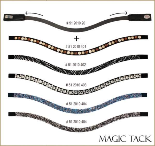 Stubben 2010 Magic Tack Bridle