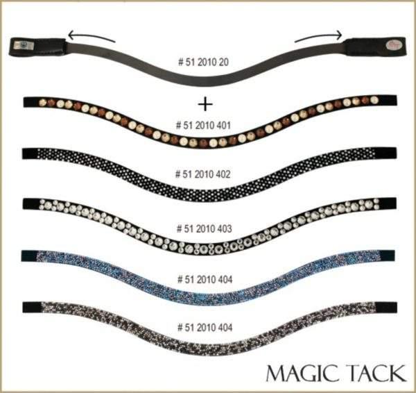 Stubben 2010 Magic Tack Bridle -SALE
