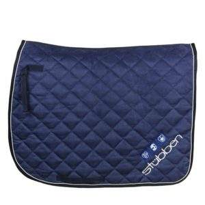 Stubben saddle cloth dressage velour