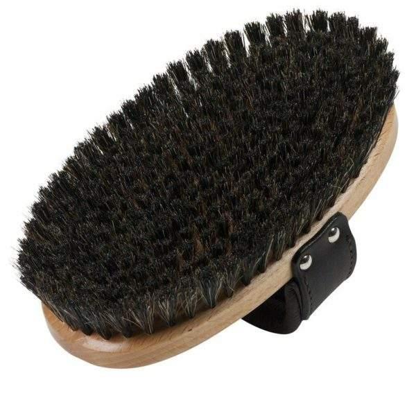Stubben De Luxe Ladies brush soft padded hand loop - SALE