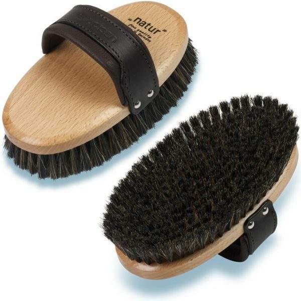 Stubben De Luxe brush soft padded hand loop - SALE