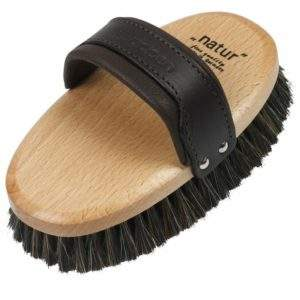 Stubben De Luxe brush soft padded hand loop