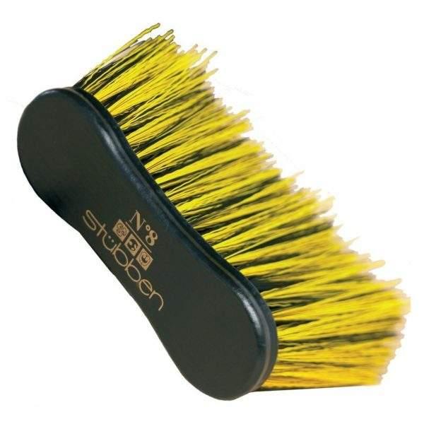 Stubben Flicker Mane Brush No.8- Wooden Back - SALE