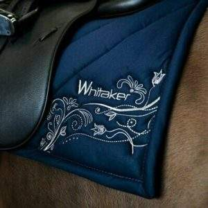 Whitaker Saddle Cloths and Fly Veils
