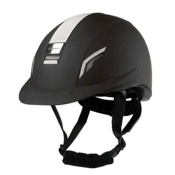 John Whitaker VX2 Sparkle Panel Helmet - SALE