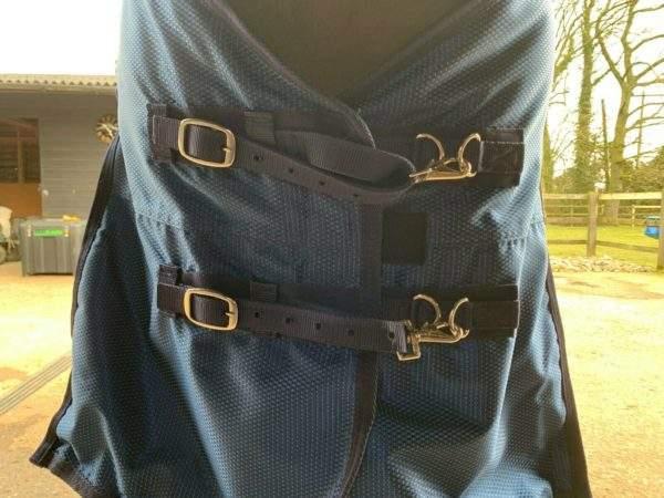 John Whitaker London Heavy Weight Thermolex Stable/Travel Rug