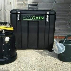 Pre-Owned Haygain Hay Steamers