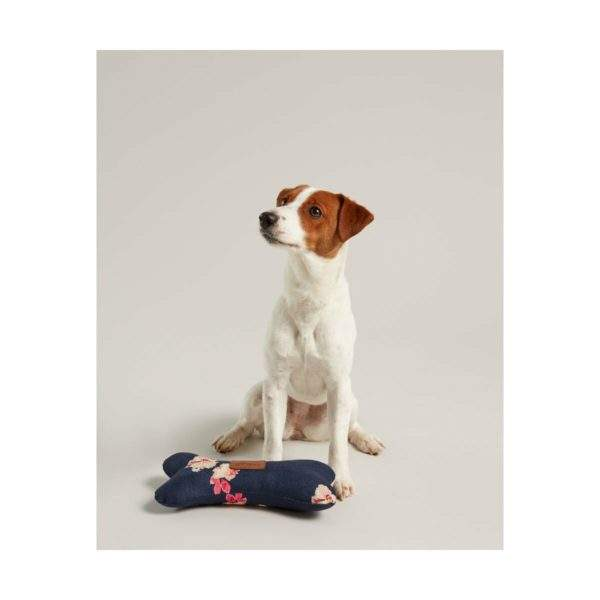 Joules Floral Bone Toy