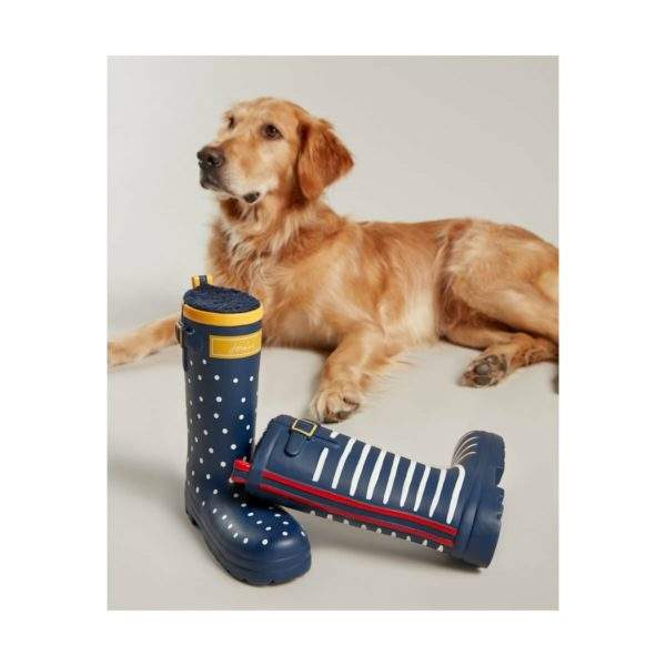 Joules Rubber Welly Dog Toy -SALE