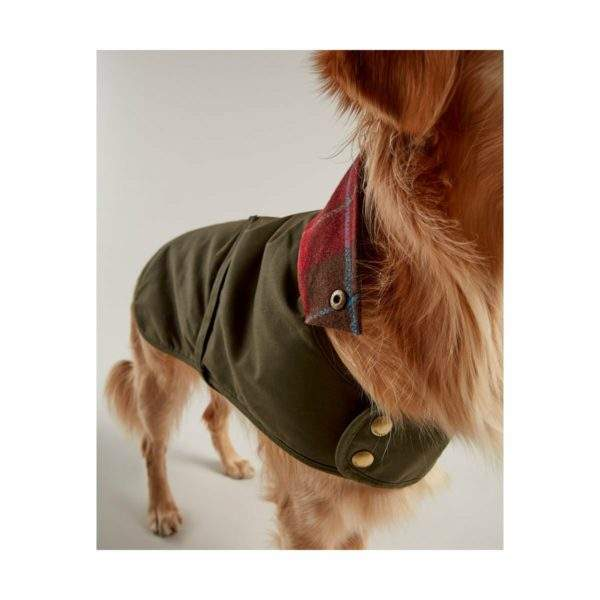 Joules Wax Dog Coat