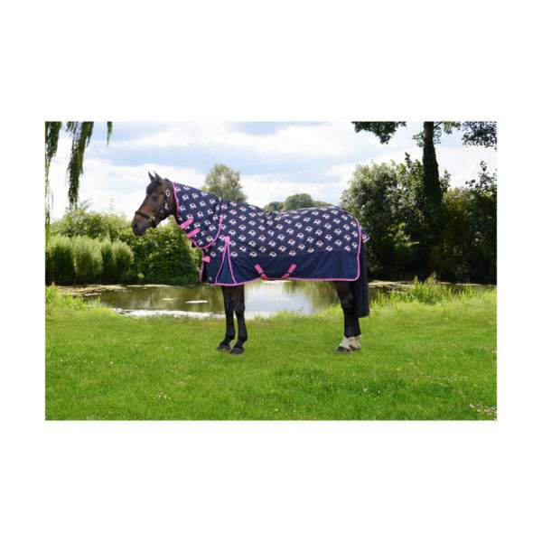 HY StormX Original Unicorn 200g Combi Turnout Rug