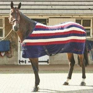 John Whitaker R177 Holywell V2 Fleece Stripe Rug