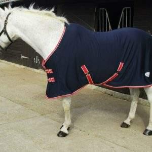 Rhinegold 'Smart- Tec' Moisture Managing Fleece Rug