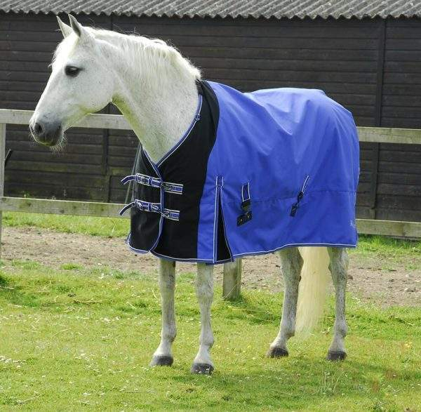 Rhinegold Elite Storm Outdoor Rug 200g with neck cover