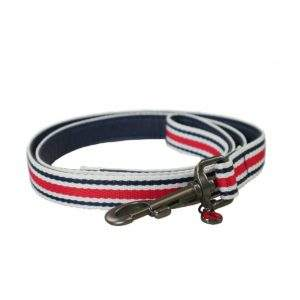 Joules Striped Dog Lead -SALE