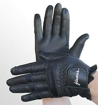 John Whitaker Thin Leather Gloves - SALE