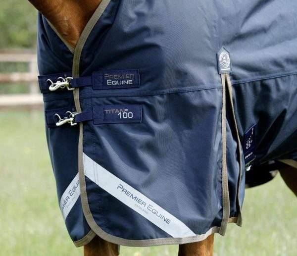 Premier Equine Titan 100g Original Turnout Rug