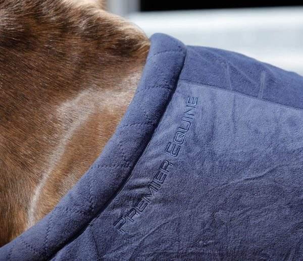 Premier Equine Pony Buster Fleece Cooler Rug Continental