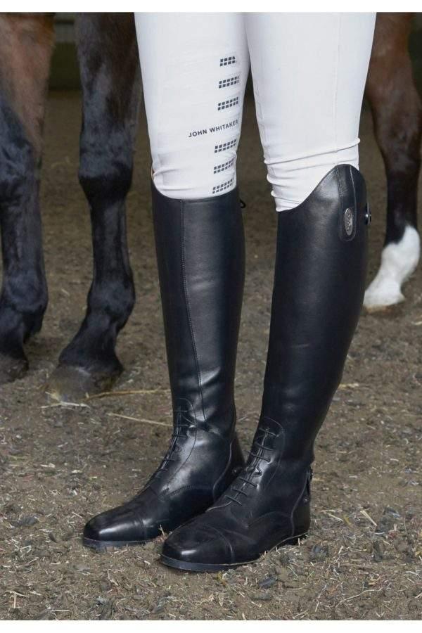 Brogini Capitoli Field (Laced) Boots - Black