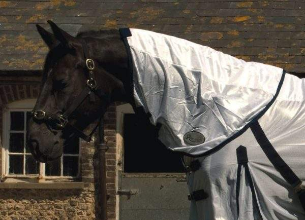 Rhinegold Fly Rug with Detachable neck