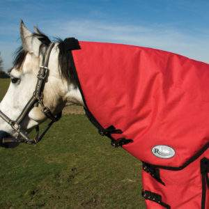 Rhinegold Konig Turnout Neck Cover   - ( Easily Attaches To 668 Konig Rug )