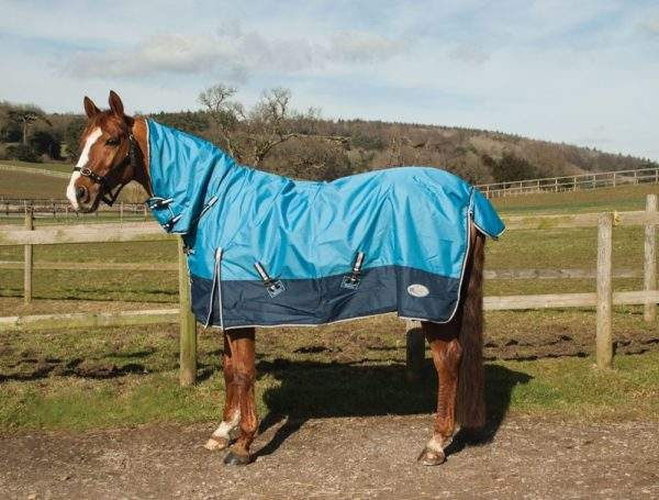 Rhinegold 'Torrent' Full Neck Outdoor Rug 0g