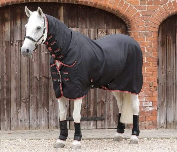 Premier Equine Combo Buster Waffle Horse Cooler Rug
