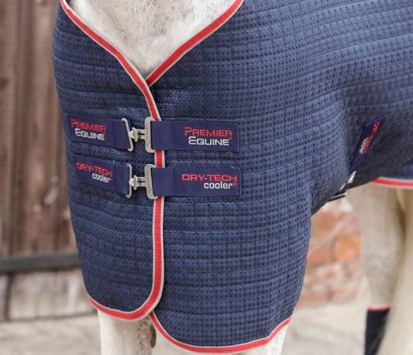 Premier Equine Dry-Tech Horse Cooler Rug