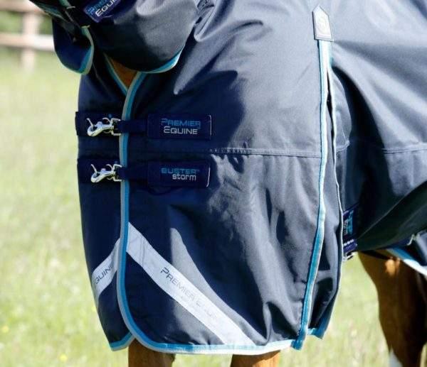 Premier Equine Buster Storm 100g Turnout Rug