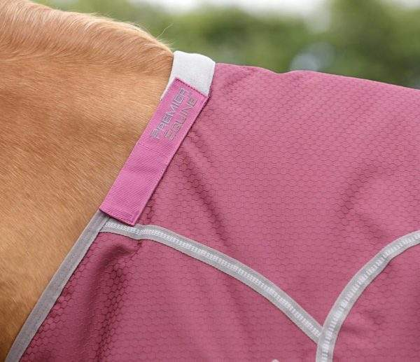 Premier Equine Cellular Zone 250g Turnout Rug with Neck Cover