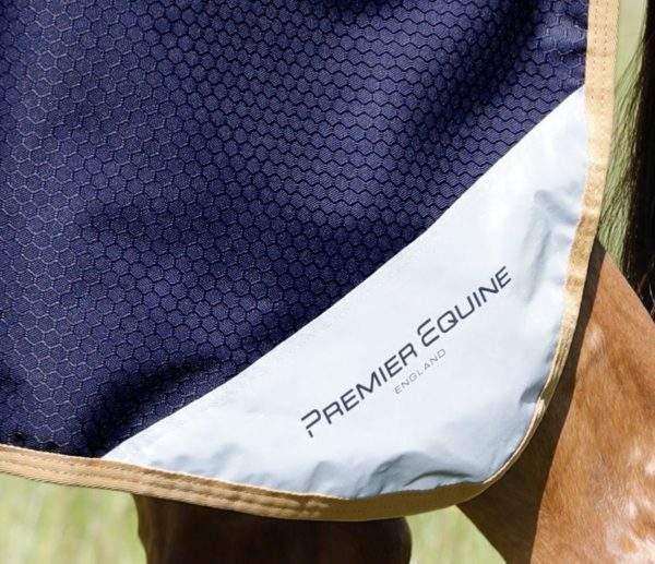Premier Equine Combo Cellular Zone 450g Turnout Rug - SALE