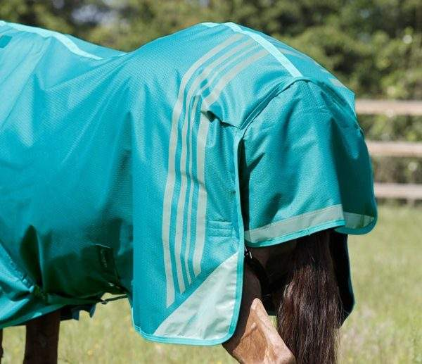 Premier Equine Lucanta Stratus 100g Turnout Rug with Neck Cover