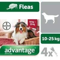 Advantage 250 Spot-On for Dogs 10-25kg