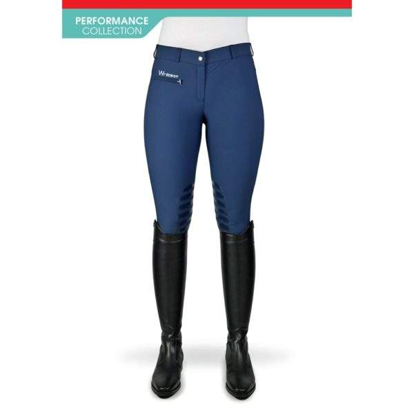 John Whitaker Dortmund Performance Breech with Aqua X