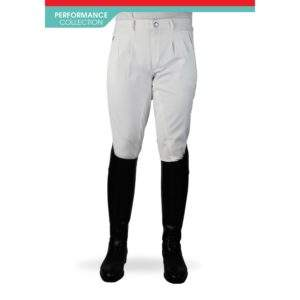 John Whitaker Miami Mens Breech with Full Silicone Seat