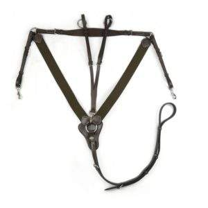 Whitaker Eastwood V-Check Elasticated Breastplate