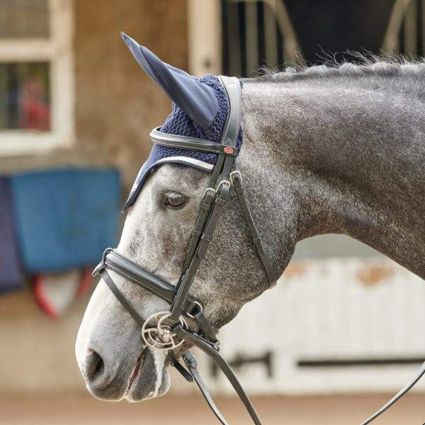 Whitaker Eastwood Crank Bridle, including rubber reins.