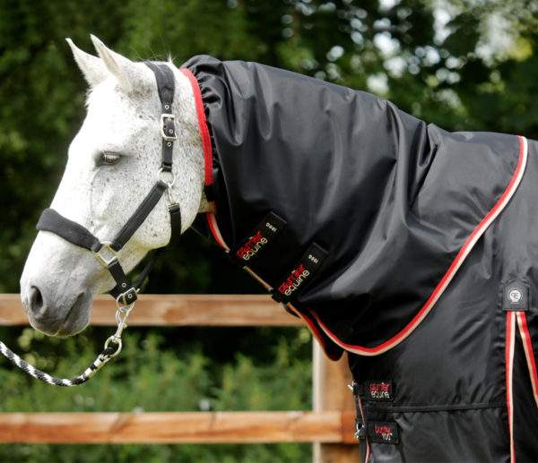 Premier Equine Buster 100g Turnout Rug with Neck Cover
