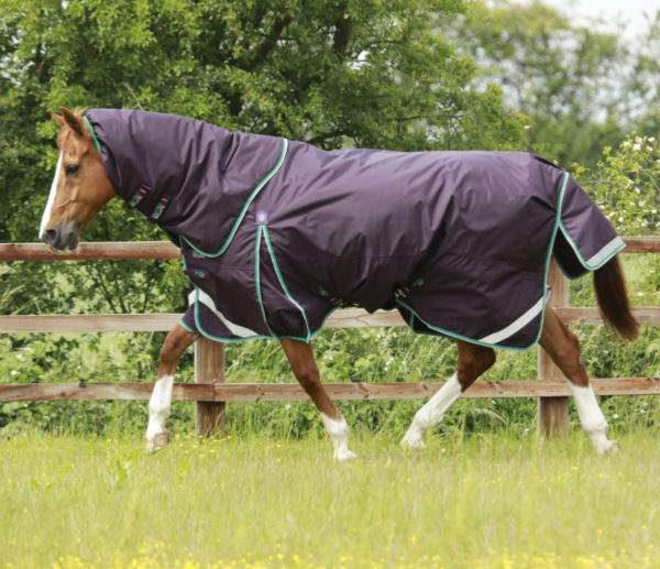 Premier Equine Buster 200g Turnout Rug with Neck Cover