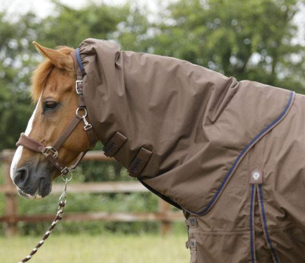 Premier Equine Buster 400g Turnout Rug with Neck Cover