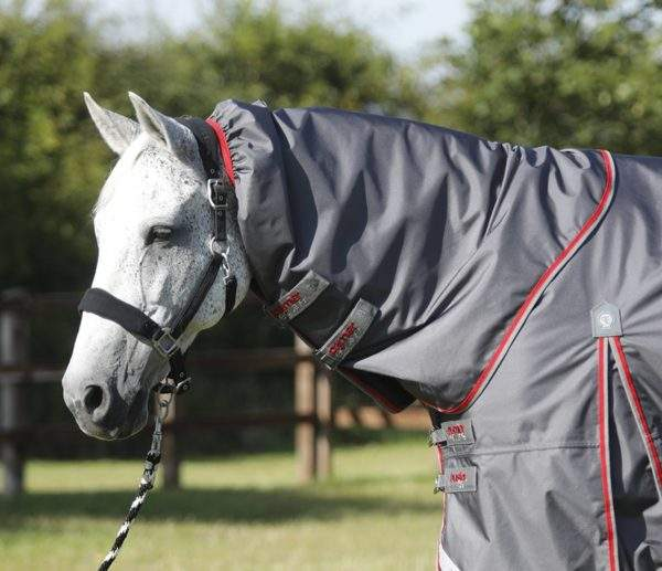 Premier Equine Buster 50g Turnout Rug with Neck Cover