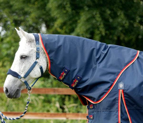 Premier Equine Buster Zero Classic Turnout Rug Neck Cover ( 0g fill )