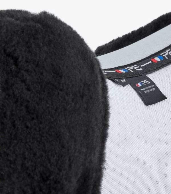 Premier Equine Close Contact Airtechnology Shockproof Wool Saddle Pad - GP/Jump Square