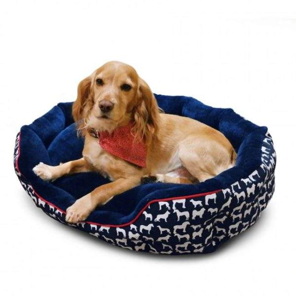 Whitaker Stanbury Reversible Dog Bed