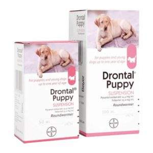 Drontal Puppy Oral Suspension