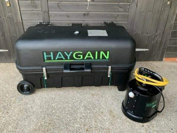 Haygain HG-1000 Hay Steamer - Pre-owned - FREE DELIVERY*  SOLD
