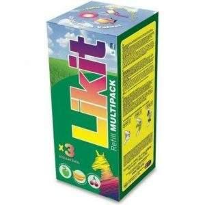 Likit Multipack - pack of 3
