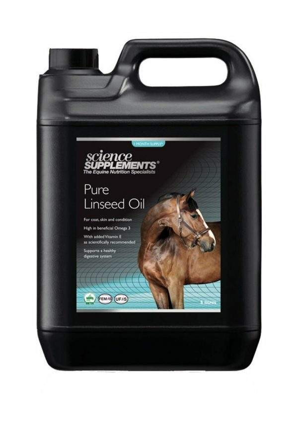 Science Supplements Pure Linseed Oil