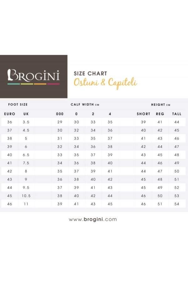 Brogini Capitoli Classic - SALE