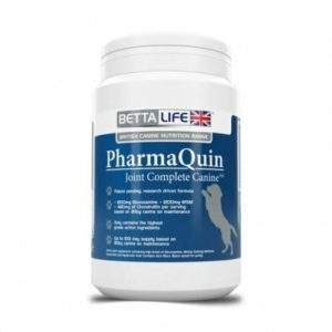 Bettalife Pharmaquin Joint Complete HA Canine